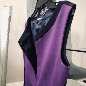 Elie Tahari dress size 2 two color